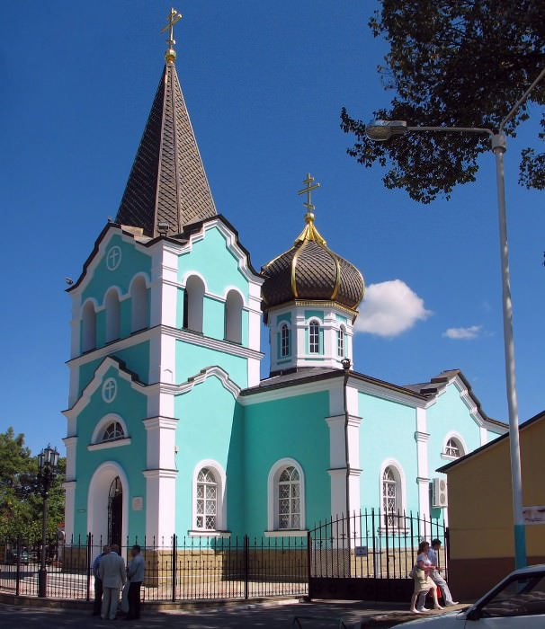 храм Святого Онуфрия Великого