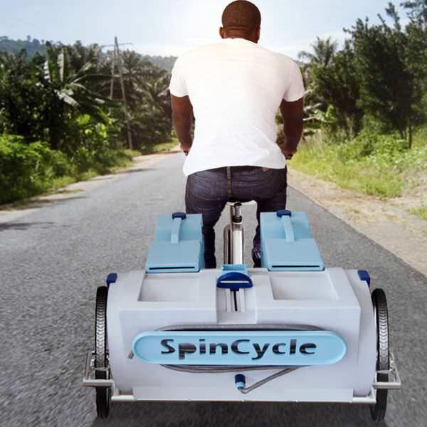 велосипед стиральная машина