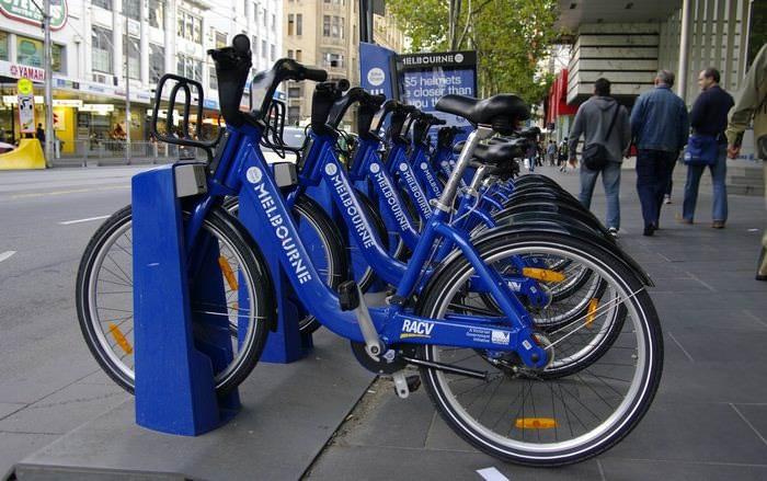велопрокат в Мельбурне