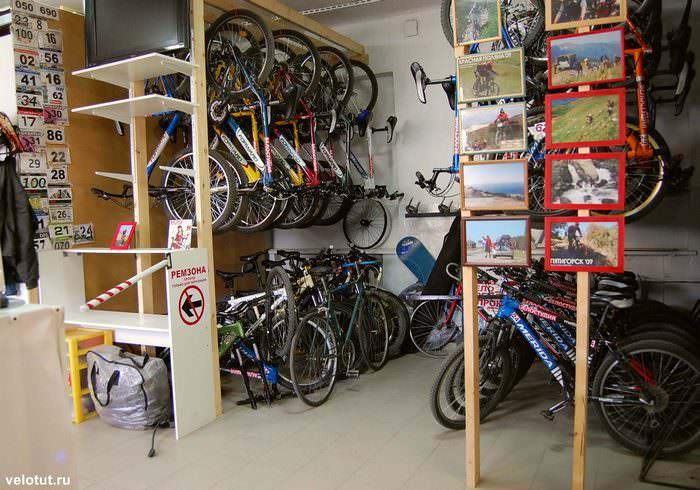 велопрокат в велостудии