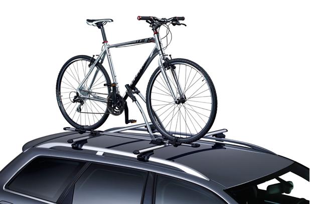 велокрепления на крышу авто