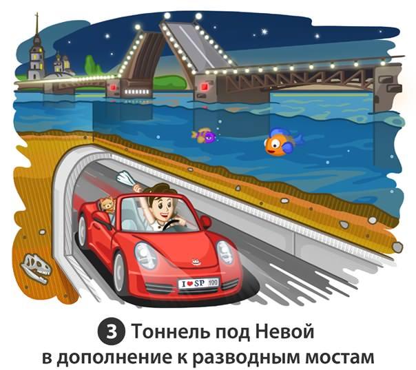 тоннель под Невой