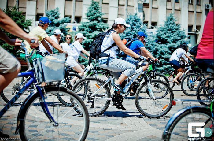 велопробег краснодар