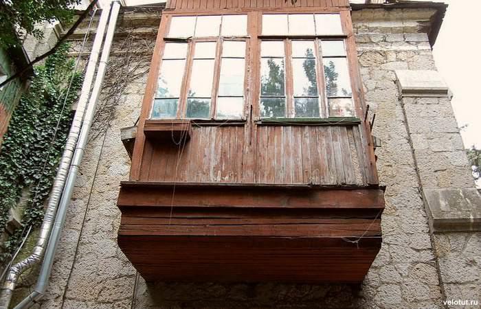 балкончик в ялте