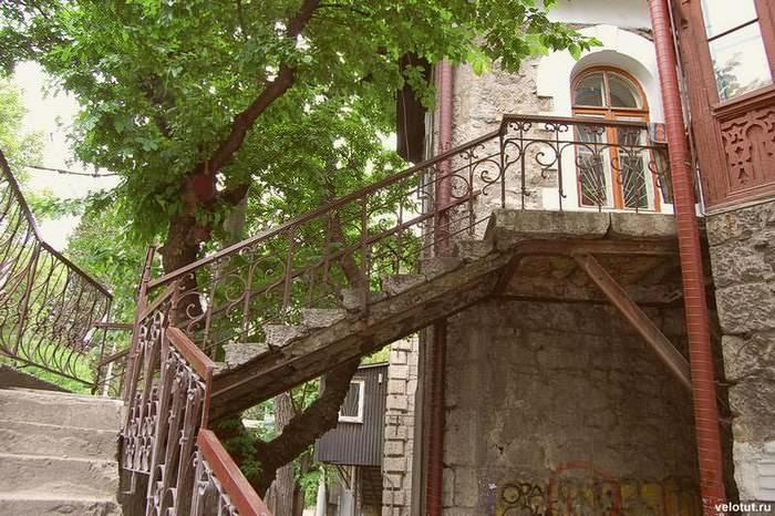 лестницы в ялте