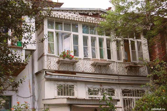 балкончики в ялте