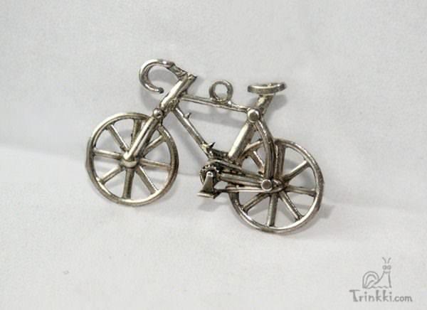 украшение велосипед