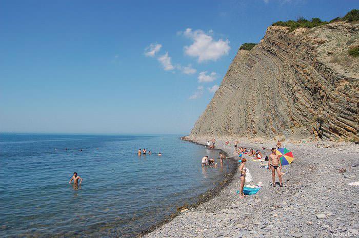 пляж лиманчик