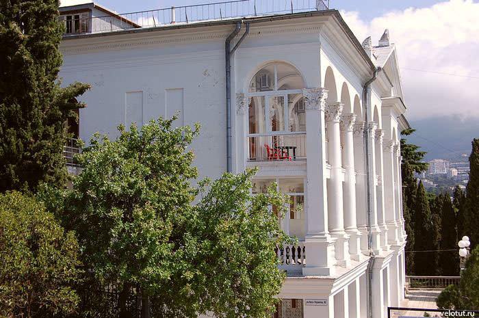 гостиница ялта