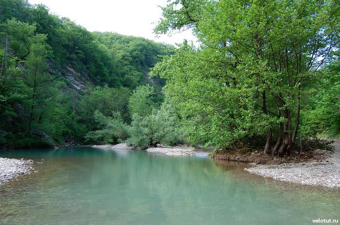 река пшада