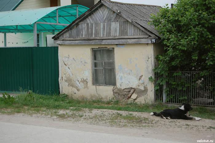 поселок пшада