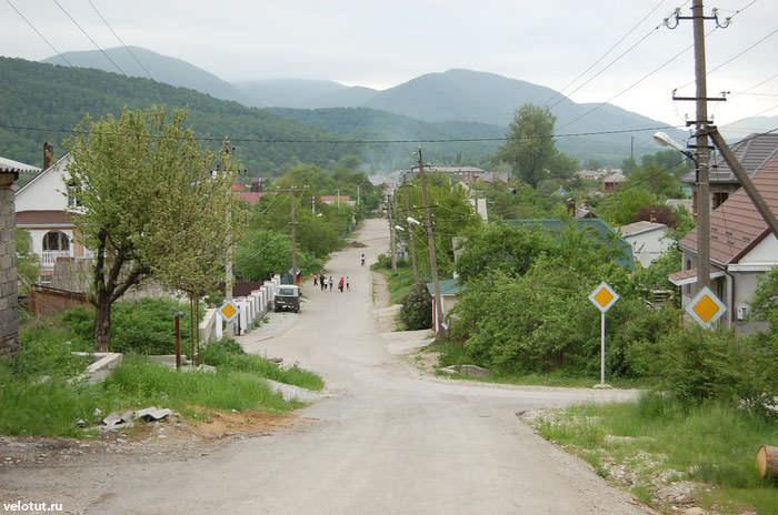 село пшада