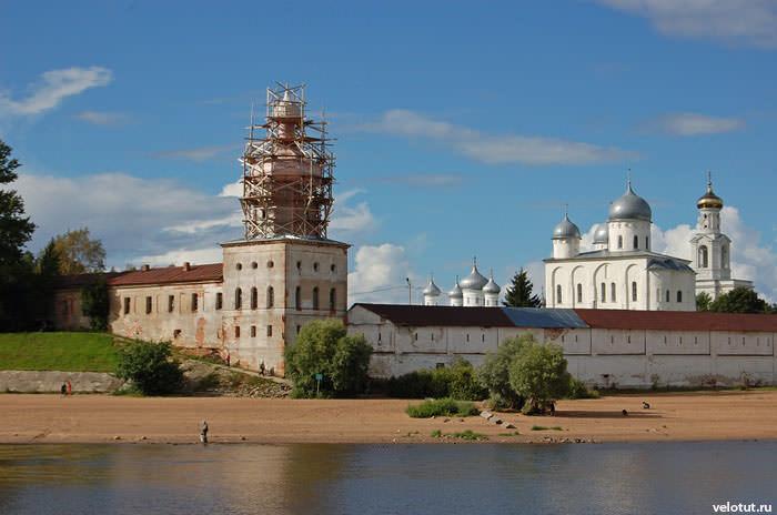 церковь новгород