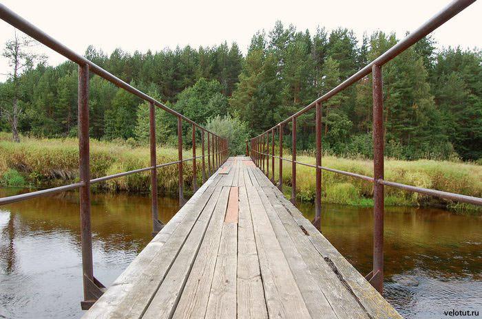 мост через песь