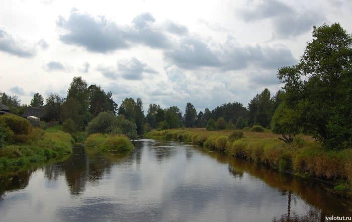 река песь