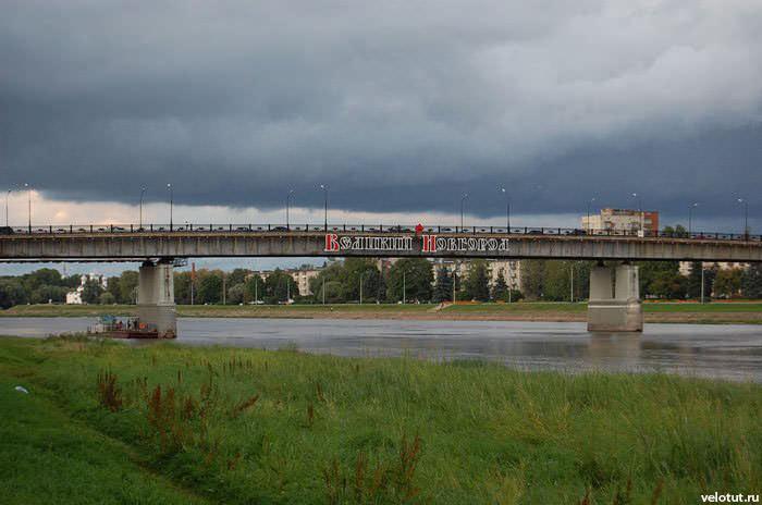 мост александра невского новгород