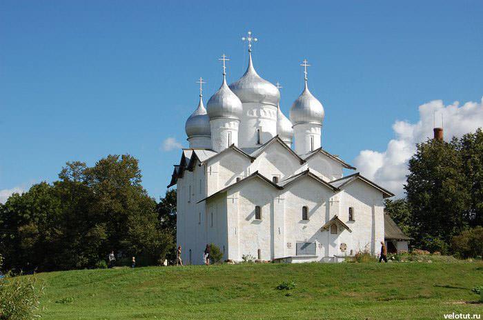 церковь великий новгород