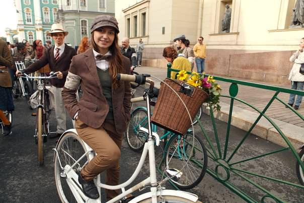 твидовый велопробег