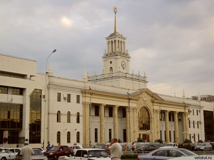 жд вокзал краснодар