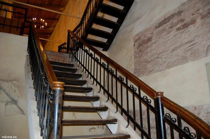 лестница звонница