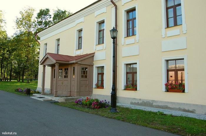 дом в кремле