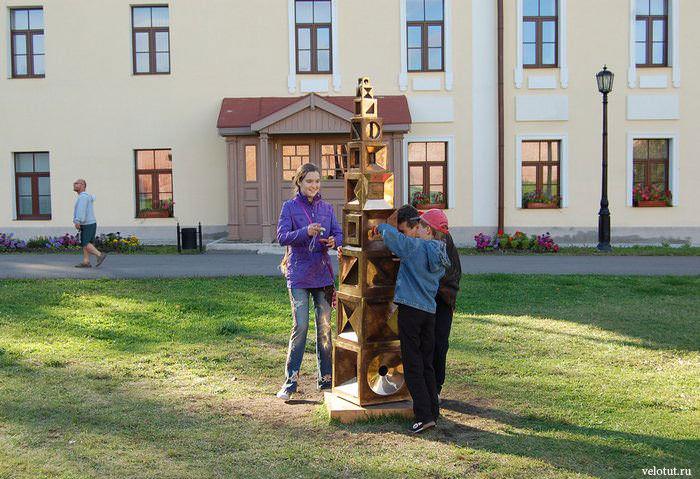 выставка городской скульптуры