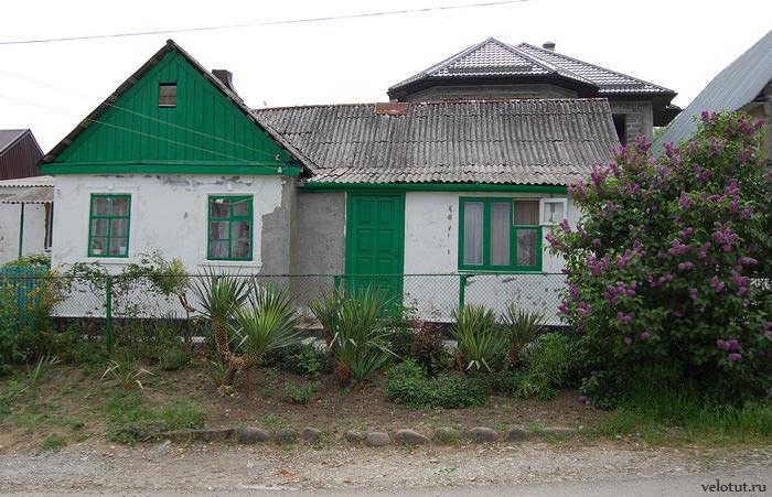 пшадские дома