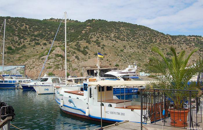 яхты балаклава