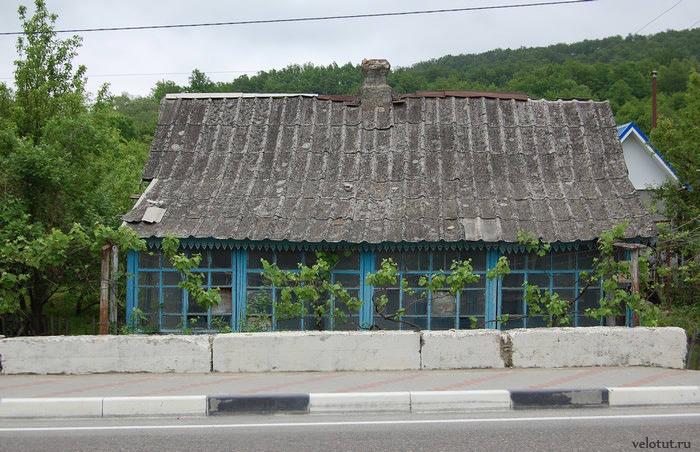 дом в пшаде