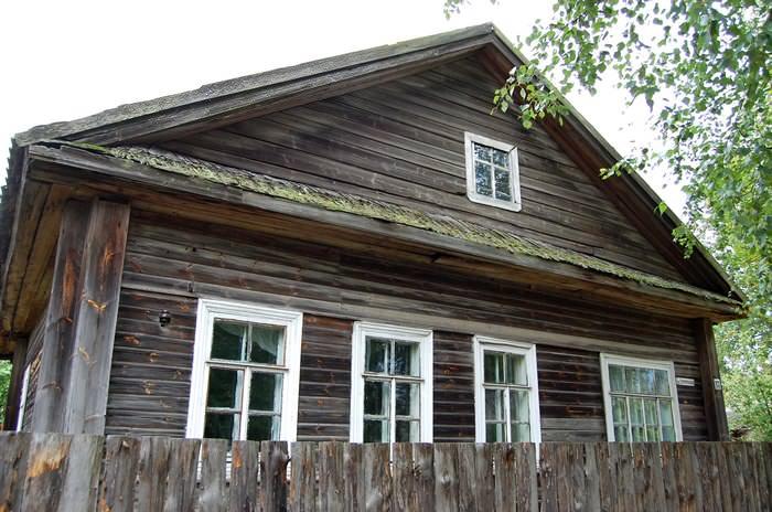 дом в хвойной