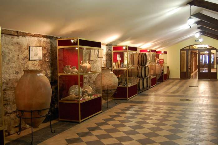 музей массандра