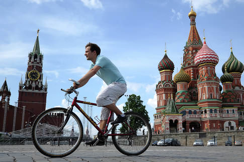 11 мая пройдет велобульвар в москве