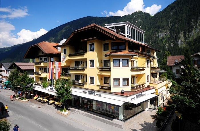 отель манни в австрии