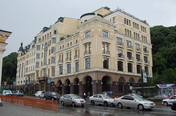 киев гостиница