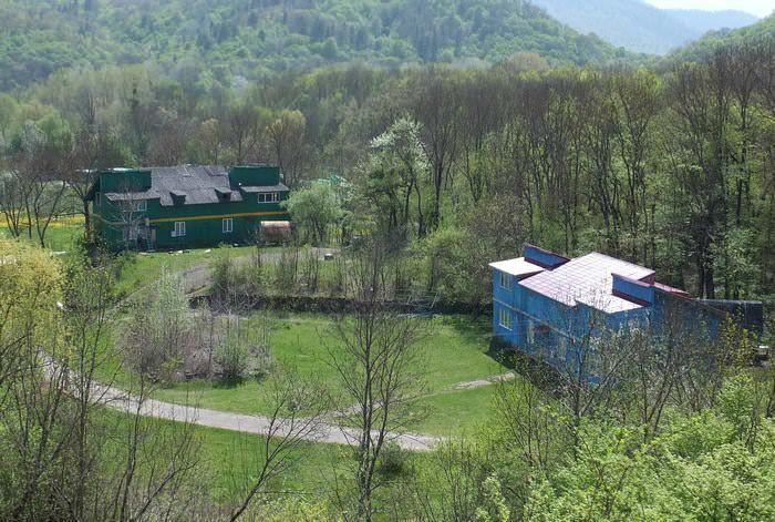 турбаза крымская поляна
