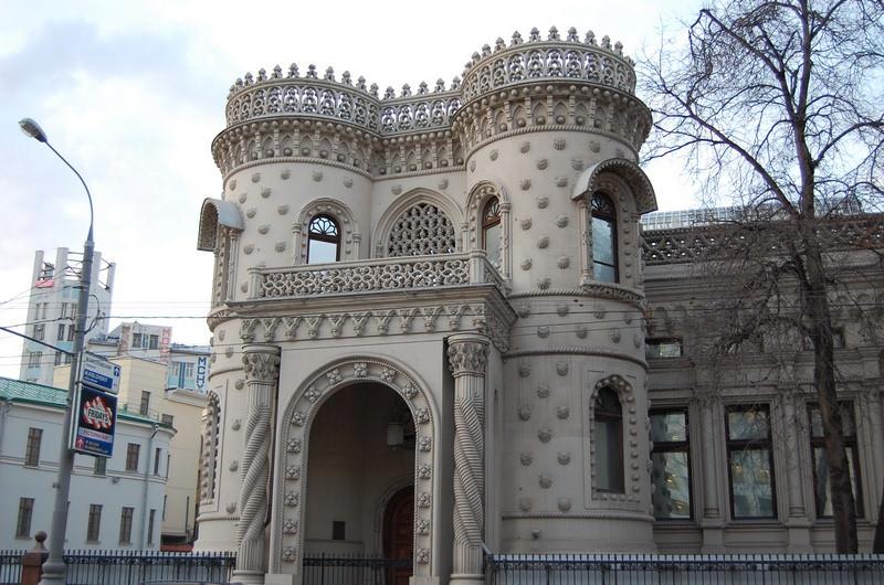 здание москва