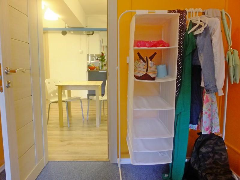 hostel garage