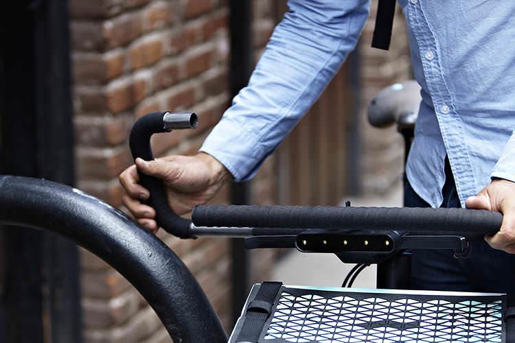 умный велосипед денни