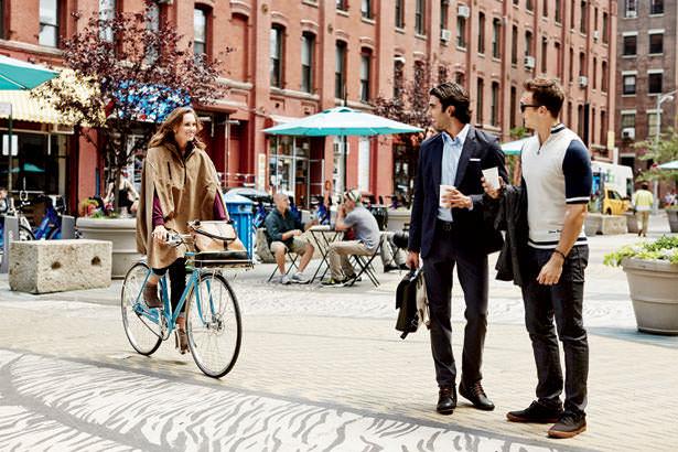 велосипедная мода