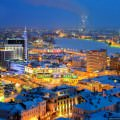 Казань зимой