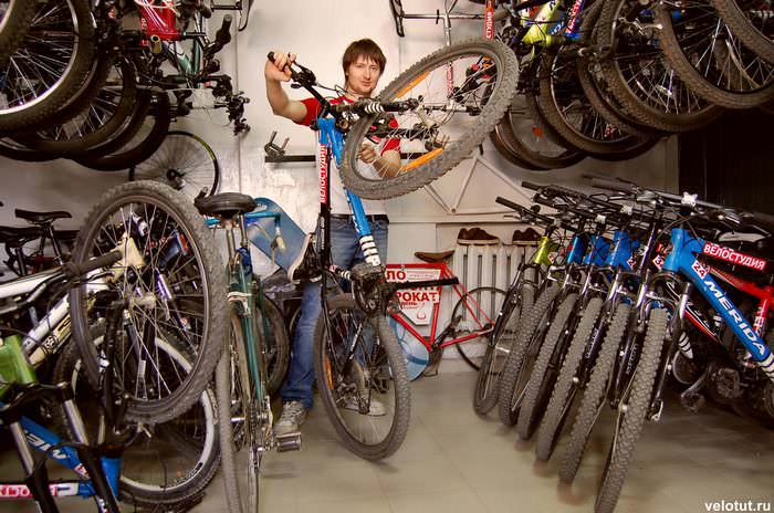 велостудия краснодар