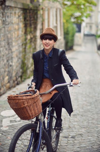 осенний велолук