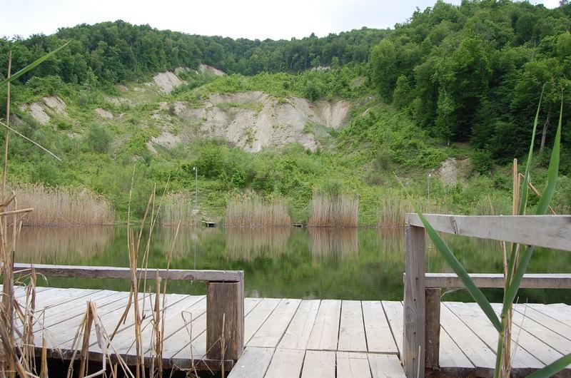 озеро в пшаде