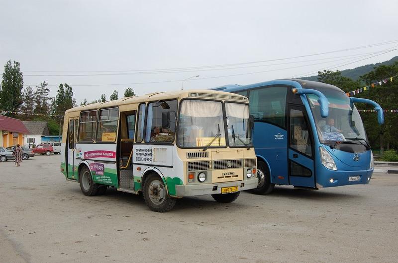 автобус в криницу