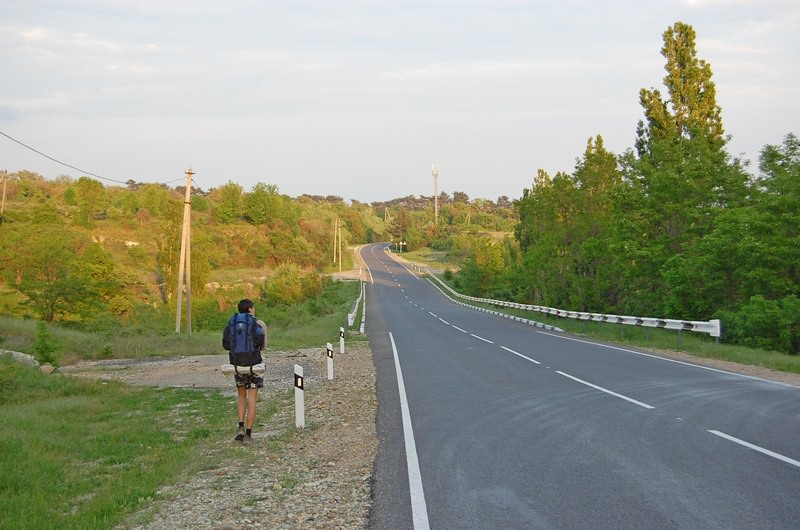 дорога краснодарский край