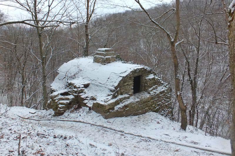 крепость дантово ущелье