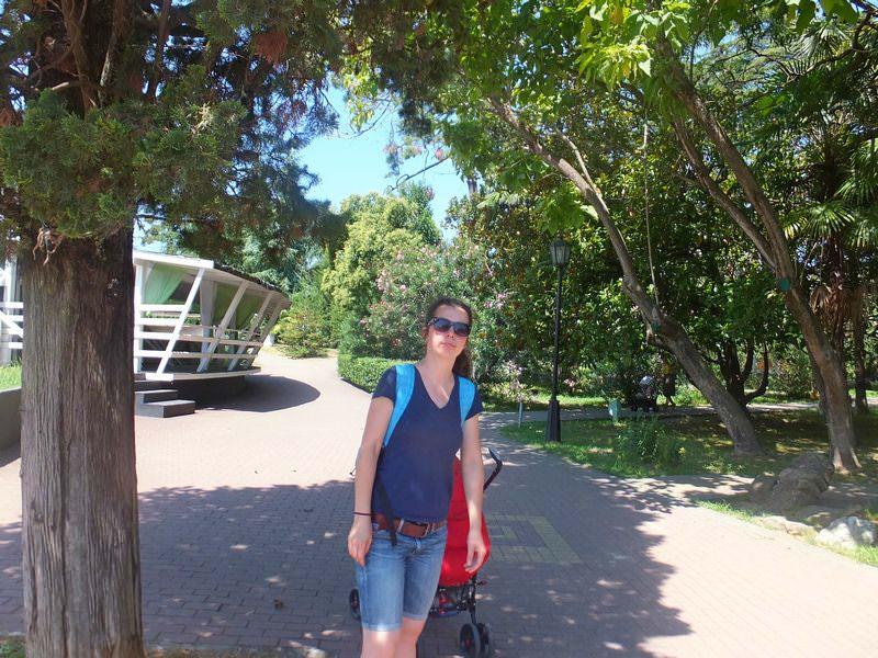 парк сочи ривьера