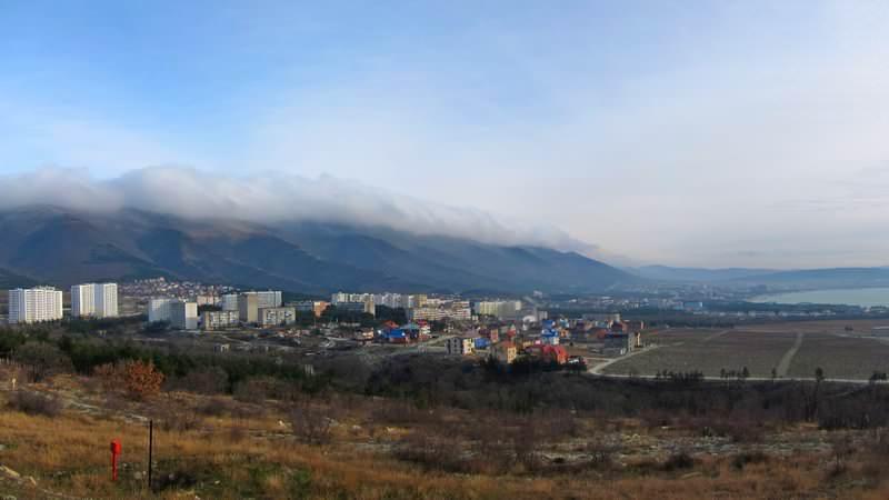 город на черном море