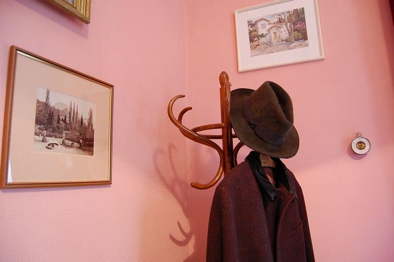 пальто и шляпа чехова