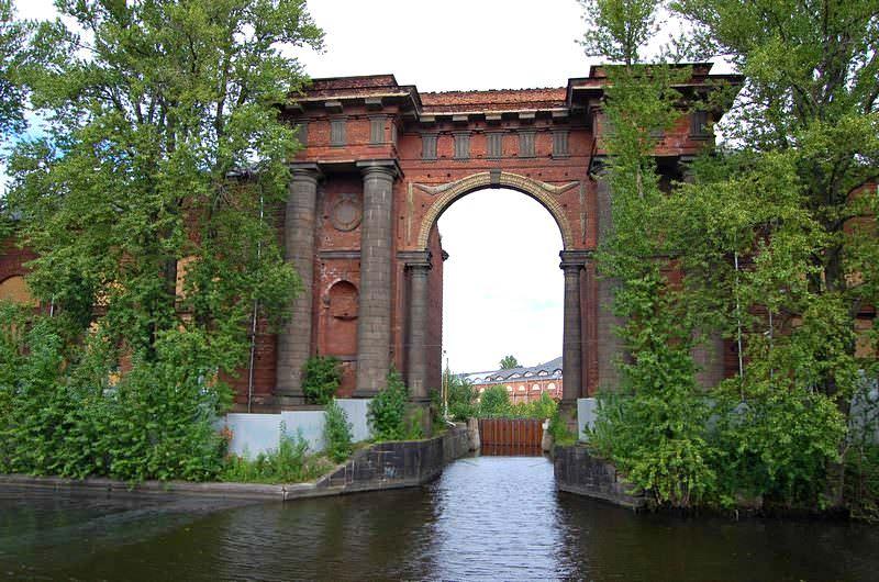 арка новой голландии